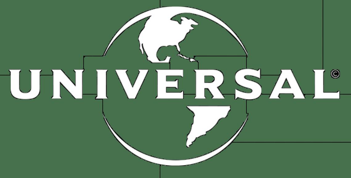 Universal White Logo