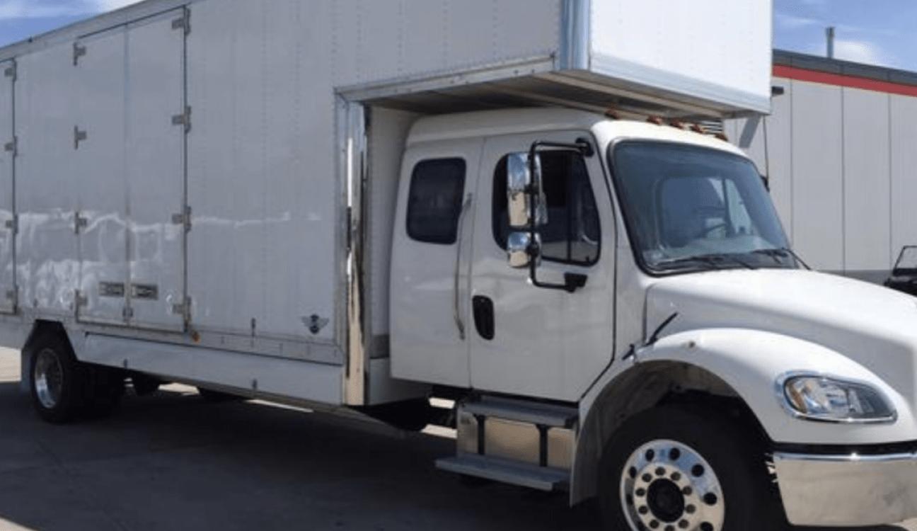 5 Ton Box Van
