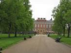 Heading for Kensington Palace.