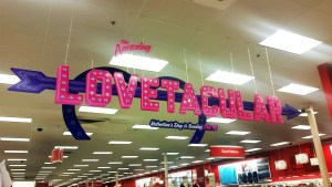 valentine decorations, Target decorations