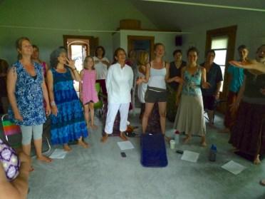 Sing Workshop