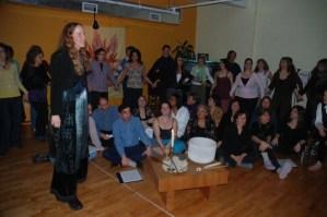 Tamarack Choir ritual