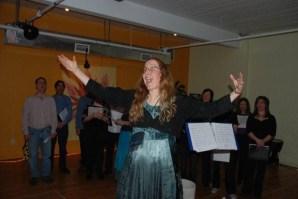 Tamarack Choir Montreal