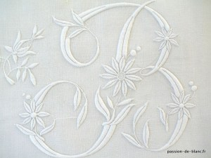 whitework monogram