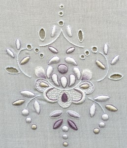 Floreale Shades Of Whitework