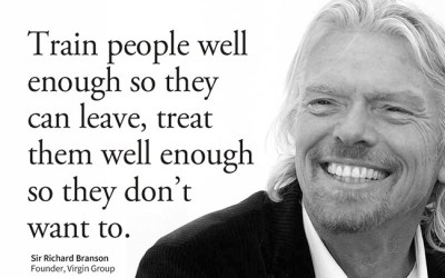 What Richard Branson looks for in a leader