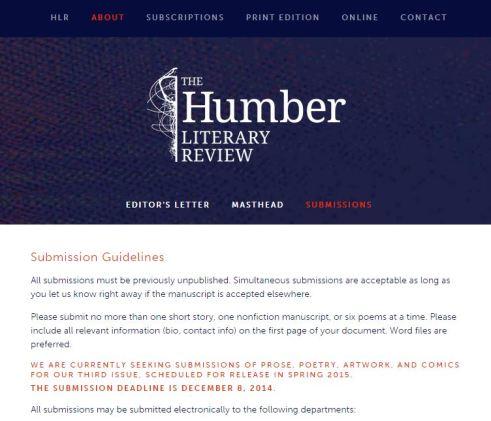 humber