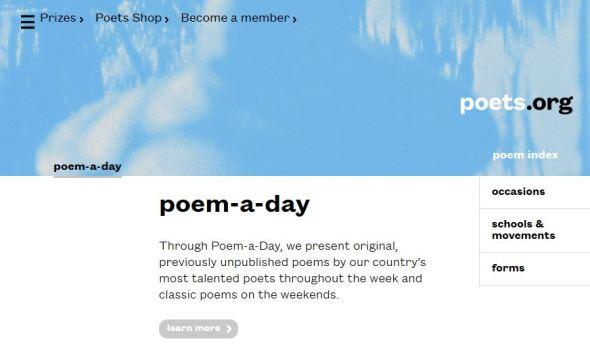 poemaday