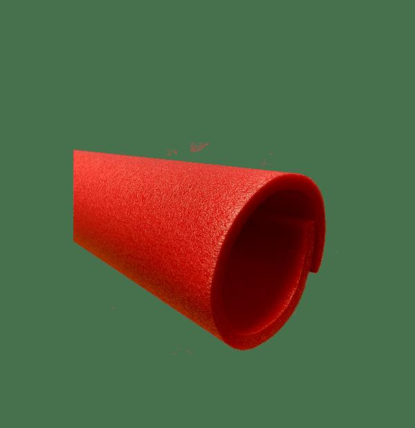 114mm red foam