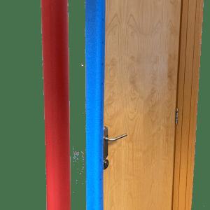 Door frame protection