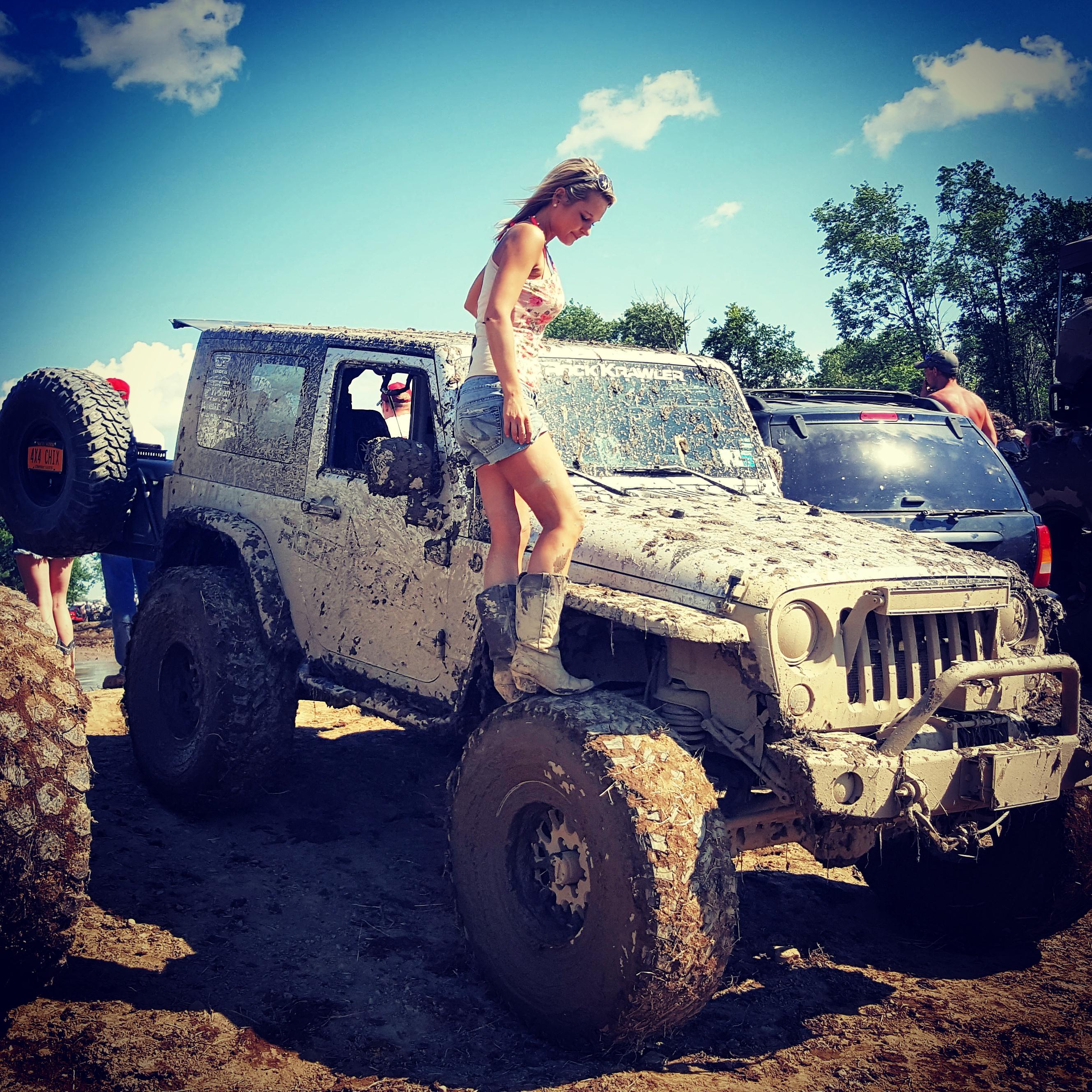 Jeep Build  Trisha Glezen
