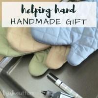Helping Hand Handmade Gift