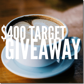 Lucky Friday the 13th Target Gift Card Giveaway by trishsutton.com