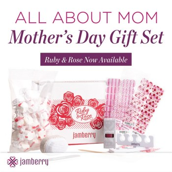 Top Five Gifts for Mom by trishsutton.com; Mother's Day