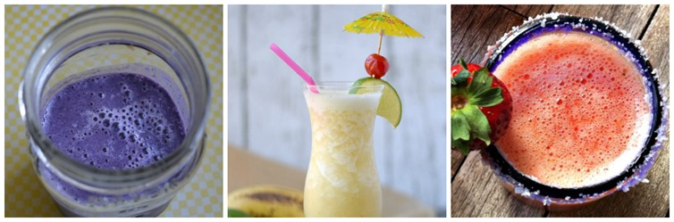 Frozen Concoction Round-up by TagsThoughts.com