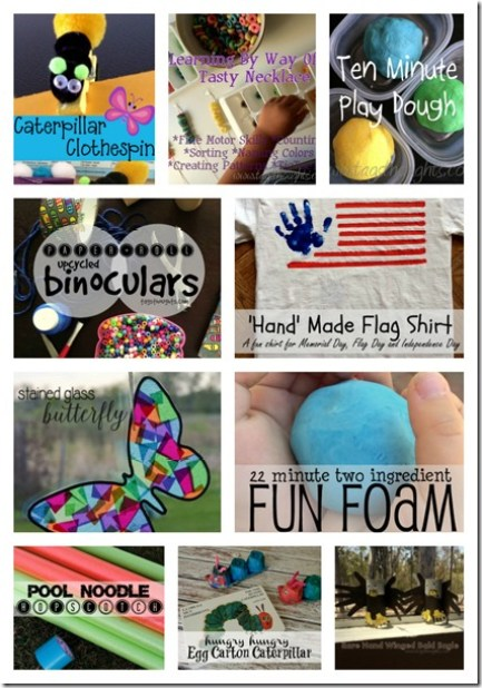 Ten Activities for Kids; TagsThoughts.com