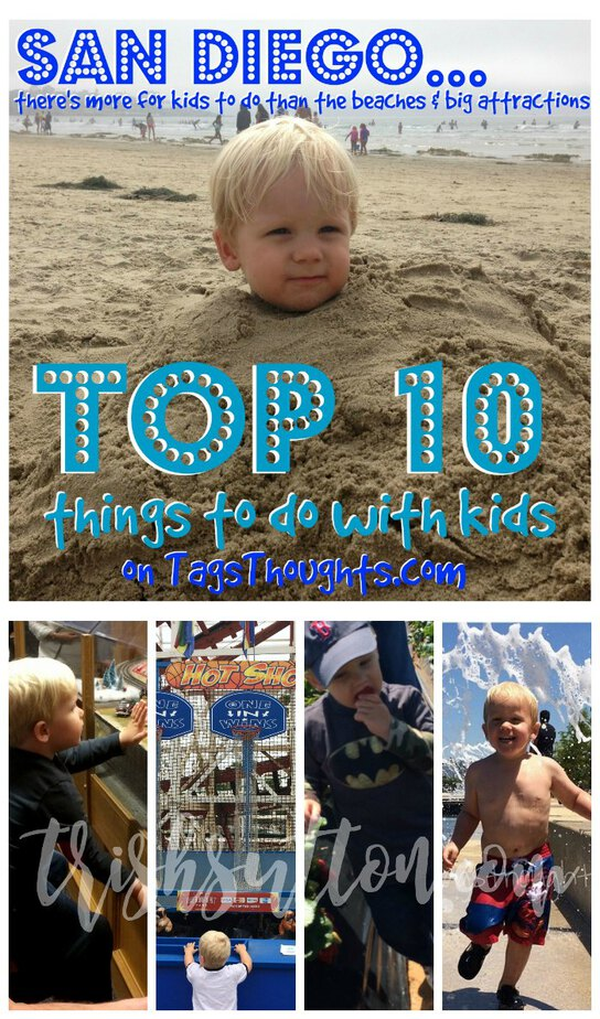 Top 10 Things To Do in San Diego With Kids; There's more than beaches and big attractions by TrishSutton.com