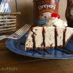 Ice Cream Pie Recipe; TrishSutton.com