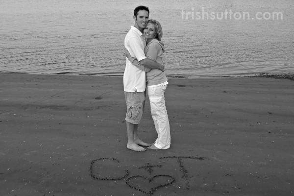 My Most Favorite Words Ever Penned; Our Engagement TrishSutton.com