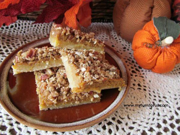 Pumkin Pie Squares-FB