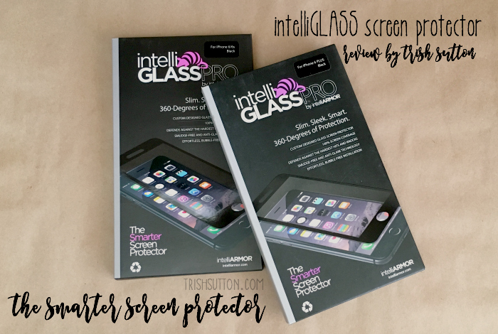 Review Cell Phone Screen Protector, intelliGLASS Screen Protector Discount. #intelliGLASS