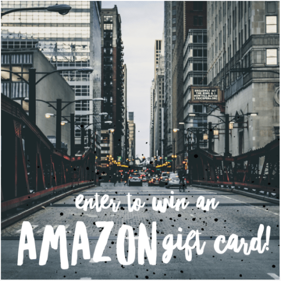 Amazon Gift Card Giveaway, Ends 10/21/2016 TrishSutton.com