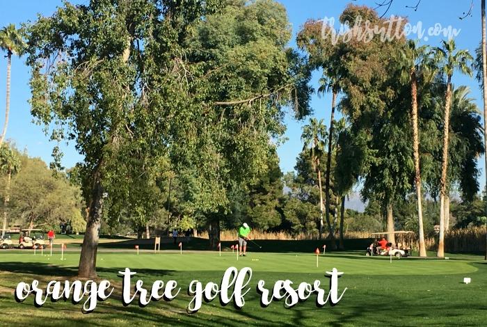 Orange Tree Golf Resort; Scottsdale, Arizona Travel Review, TrishSutton.com