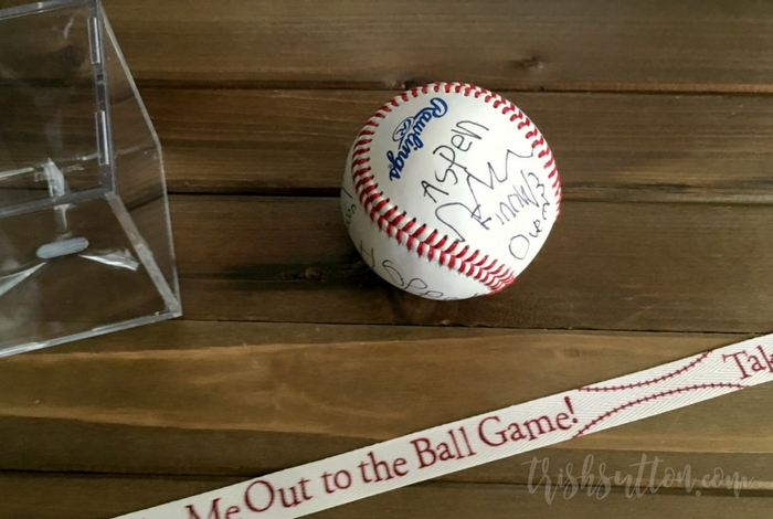 A thoughtful gift that would be loved by coaches of any sport with a ball. Coach Appreciation Gift Team Autographed Ball   Baseball, Basketball, Football, Soccer, Volleyball Coach's Gift.