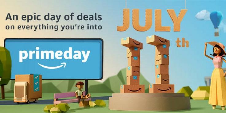 Amazon Prime Day Tips Christmas in July | TrishSutton.com