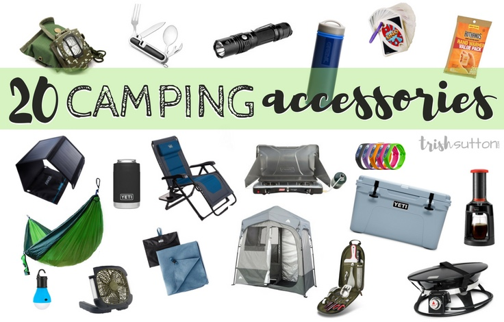 Camping Accessories 20 Awesome Outdoor Necessities And