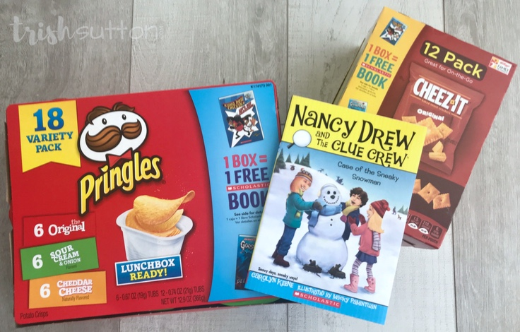 Back to School Feeding Reading | Kellogg's and Scholastic free book program 1 Book = 1 Box promotion ends 09/30/18. #BreakfastAndRead #ad