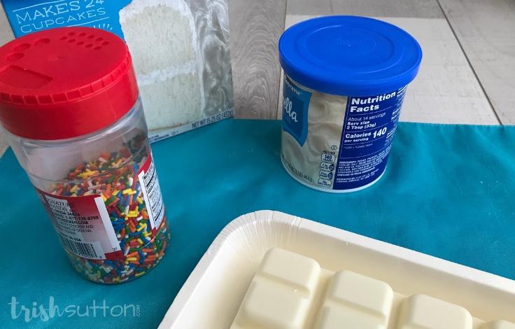 Quick Cake Pop Squares Recipe; TrishSutton.com