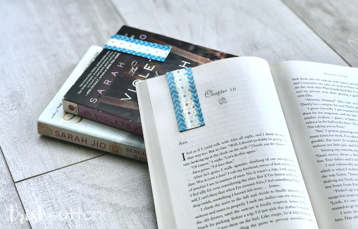 Create a non-slip magnet bookmark sure to hug book pages so tight that you never lose your place again.Magnet Bookmark   Upcycled Non-Slip Page Marker. TrishSutton.com