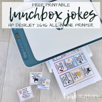 Lunchbox Jokes Free Printable for Kids | Silly Animal Jokes