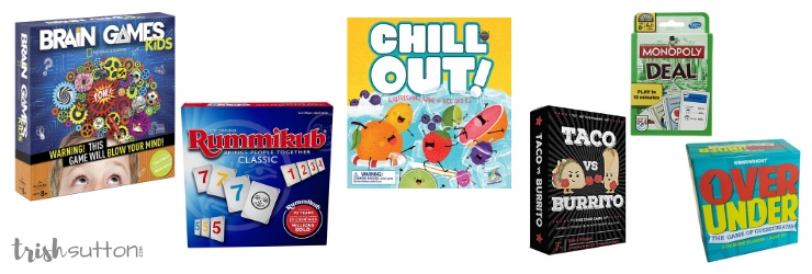 Best Games for Kids includes 20 board and card games under $20 that will be enjoyed by both children and adults.