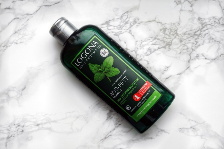 Das Logona Zitronenmelisse-Shampoo