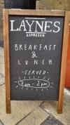 Laynes Espresso Leeds