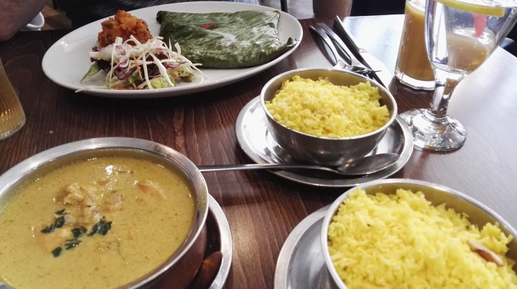 Tharavadu main course