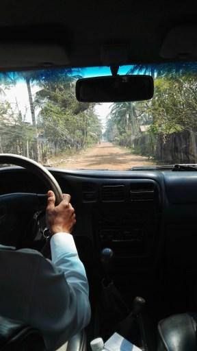 Rural Backroads Cambodia