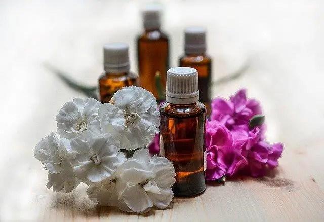 aromaterapia aceites