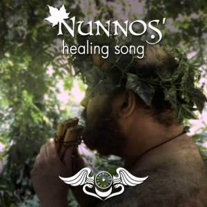 Trismegistia - Nunnos' Healing Song (Single cover)