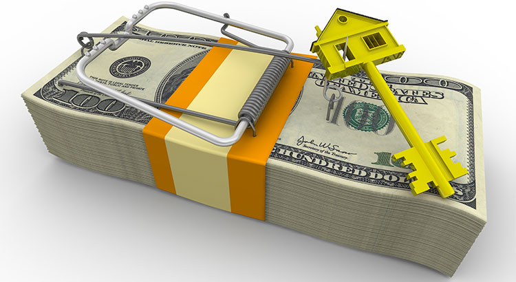 Careful… Don't Get Caught in the Rental Trap!