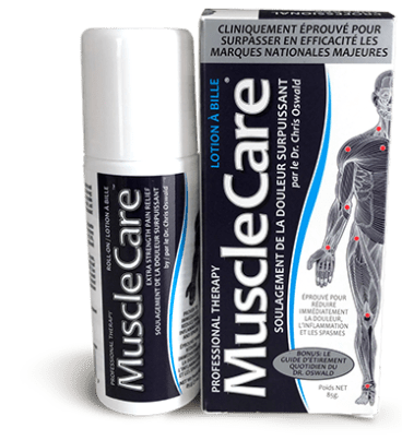 musclecare roll-on