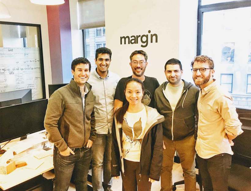 Team of Margin Labs Inc.