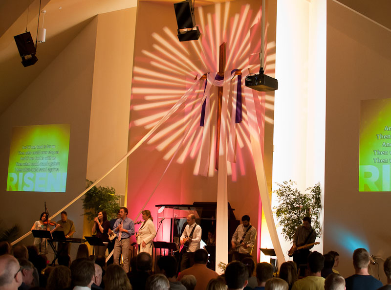 Modern Version of Christ The Lord Is Risen Today - Alleluia Sing