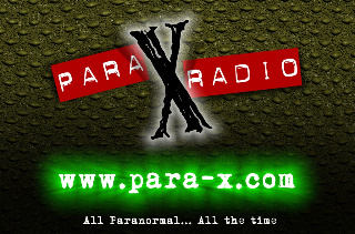 Graphic image © Para X Radio Network