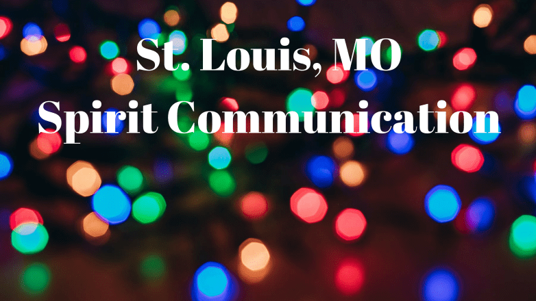 Spirit Communication 2016 Class St. Louis
