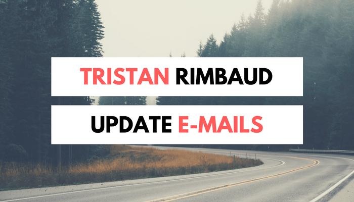 Tristan Rimbaud E-mails