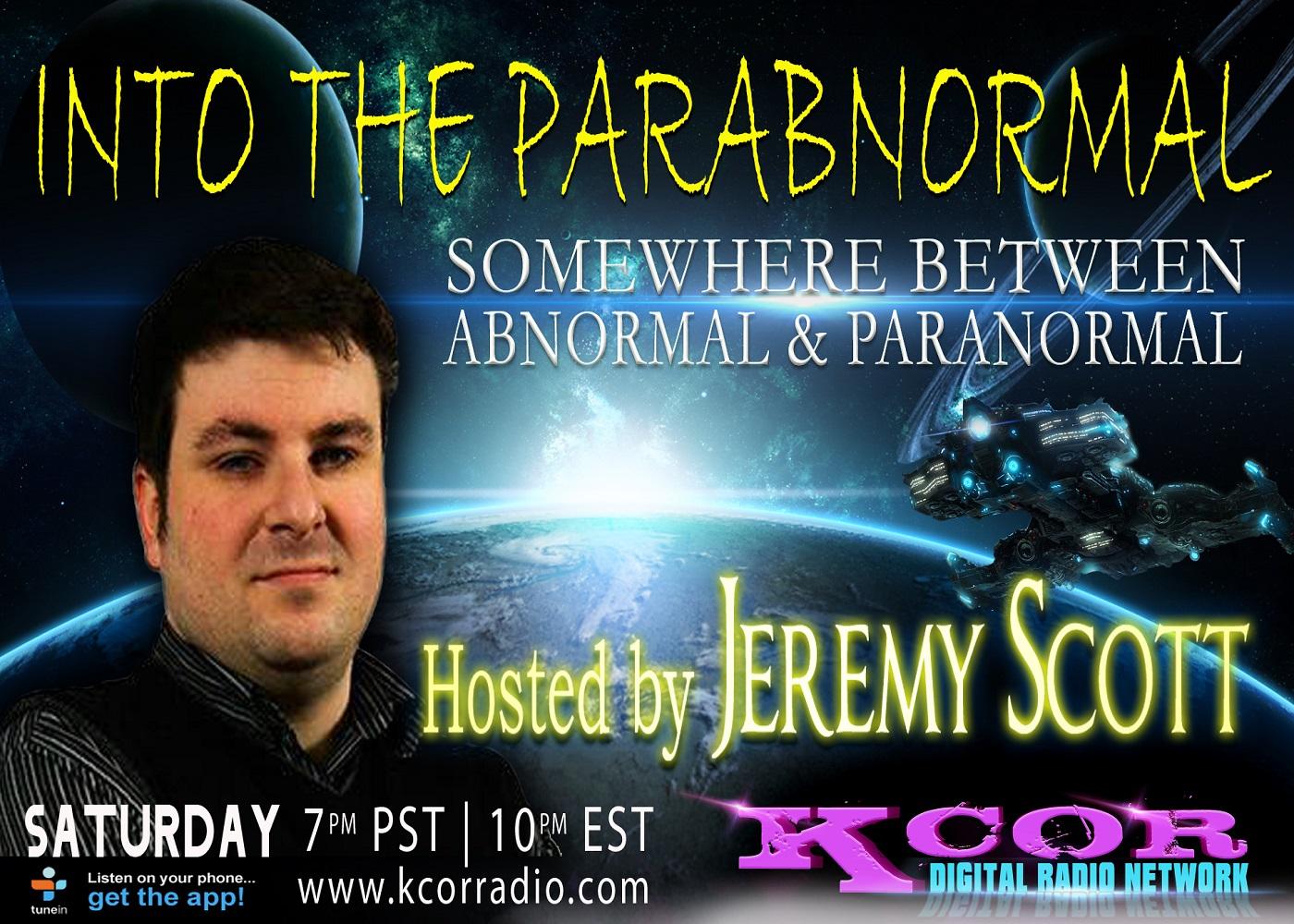 January 7, 2017 | Into The Parabnormal Radio Show