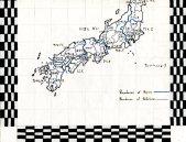 Map of Japan (bottom)